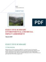 Gibe III - Environmental and Social Impact Assessment