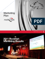 2012 Marketing Planning Deck