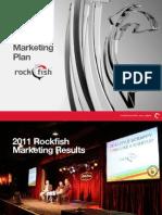 2012 Marketing Planning Deck