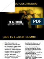 El Alcoholismo