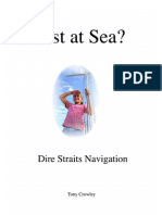 Lost at Sea? Try Dire Straits Emergency Navigation  ...and support the Africa Mercy Hospital Ship