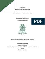 PROYECTO PEDAGÓGICO CIENCIAS SOCIALES IE PAB LO NERUDA.pdf