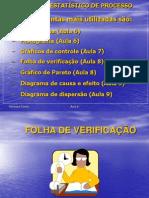 Aula8 - Folha verificação e gráfico pareto