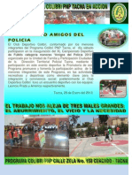 Boletin 4 Campeonato Amigos Pnp