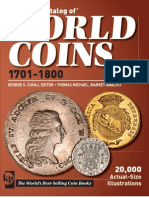 Krause World Coins 1701-1800 5 Edition