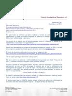 Agenda Examen Maestría en Computación  CIMAT