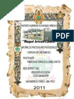 INFORME DE PRÁCTICA MARY