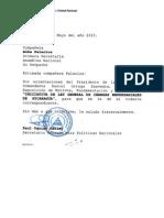 ILey General de Cámaras Empresariales de Nic