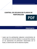 Control de Solido PDVSA