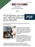 Boletín de Diario de Cuba | Del 4 al 12 de junio de 2013