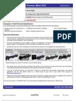 Metro Insurance Form