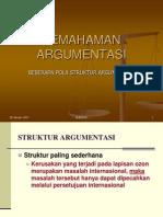 3. Struktur argumen (3)