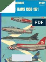 Aerobatic Teams 1950-1971 (2) Aircam