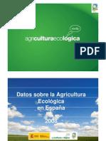 España lider europeo en agricultura ecológica