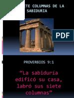 Las Siete Columnas de La Sabiduria