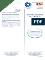 Como Registrar Libros de Comercio