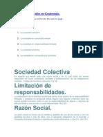 Tipos de Sociedades en Guatemala.docx