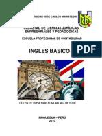 Ingles Basico II