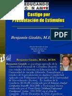 Analisis Conductual Aplicado - Castigo Positivo