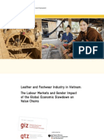 Leather Industry Vietnam Global Crisis