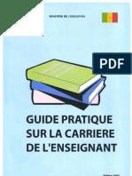 Guide Pratique de l'Enseignant