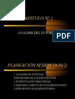 Sesion 2 Analisis Entorno Esquema Cap 1 y 2
