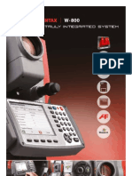 Catalogo Estacion Pentax W800 En