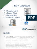 Apresentacao Cassandra Rev15