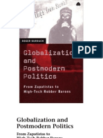 Globalization and Postmodern Politics