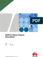 RAN13.0 Basic Feature Description