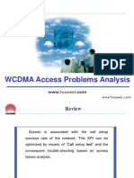 W(Level3)-WCDMA RNO Access Failure Problem Analysis-20041217-A-1[1].0