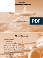 stakeholder analysis in ryanair Ryanair – the low fares airline strategic managementteam members: ivan martinovsabbir s m highkeep satisfiedkey playerspowerminimal effortkeep informedlowlowhighlevel of intereststakeholder mappingngos 41.