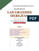 Hilaire Belloc-Las Grandes Herejias[1]