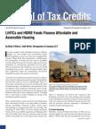 Novogradac Journal of Tax Credits