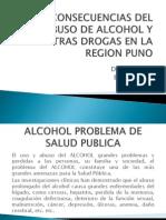 Consecuencias Del Abuso de Alcohol y Otras Drogas