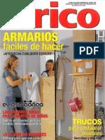 Revista Brico Armarios Faciles de Hacer No.158 - JPR504