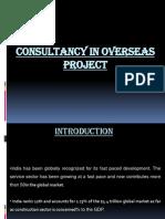 Consultancy in Project Export