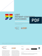 Lgbt Patient Centered Outcomes