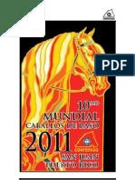 ReglamentoConfepaso2011 Ingles