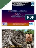 Introduccion a La Geofisica