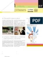 Revista de Educacion Para La Salud