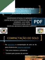 SEMINARIO COMPACTAÇÃO DO SOLO