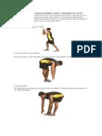 Tus estiramientos imprescindibles antes o después de correr