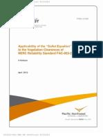 Veg Management Report