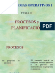 Sistemas Operativos I (Procesos)
