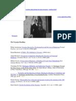 Web de Lo Siniestro, Textos en PDF