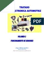 Tratado de Electronica Automotriz Funcionamiento de Sensores