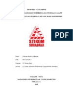 09410110014 (Febrian Abindra Rakhman) Proposal Tugas Akhir