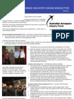 Australian aerospace industry forum newsletter.pdf