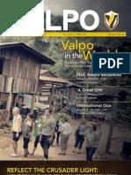 Valpo Mag Spring2013